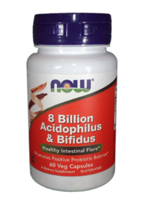 acidophilu Bifidus 8 Billion